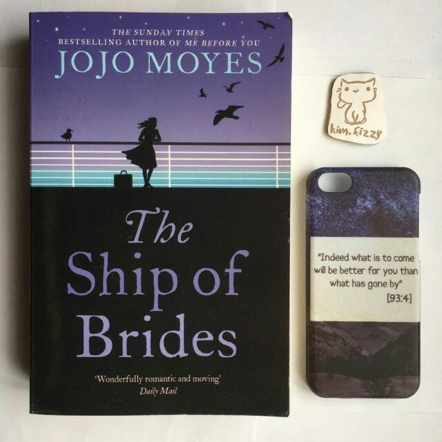 The Ship Of Brides By Jojo Moyes