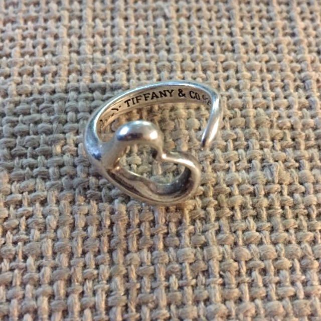Tiffany Ring Size 4