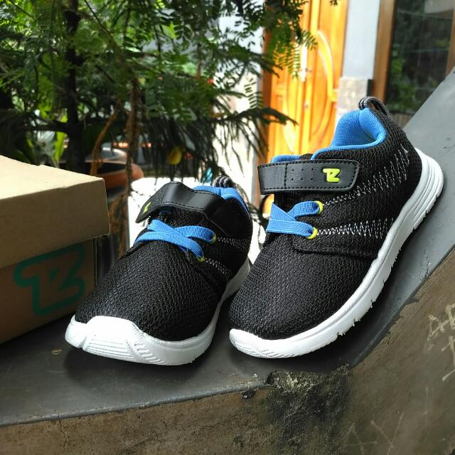 TOEZONE BOSTON BLACK/BLUE