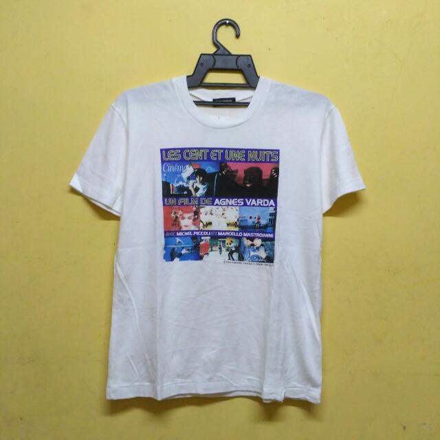 Trans Continental Tshirt Ori Tag