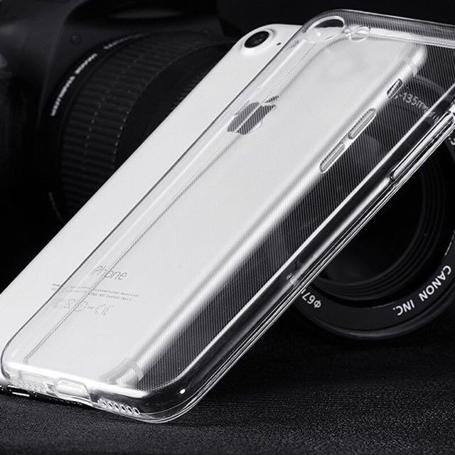 Transparent Case for Iphone7+