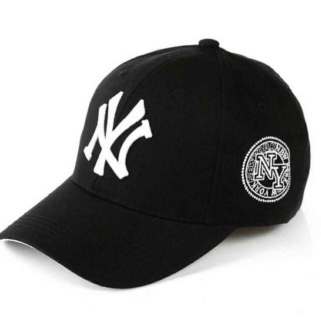ea6b3630cbf Unisex Snapback Adjustable Baseball NY Cap Hip Hop Hat