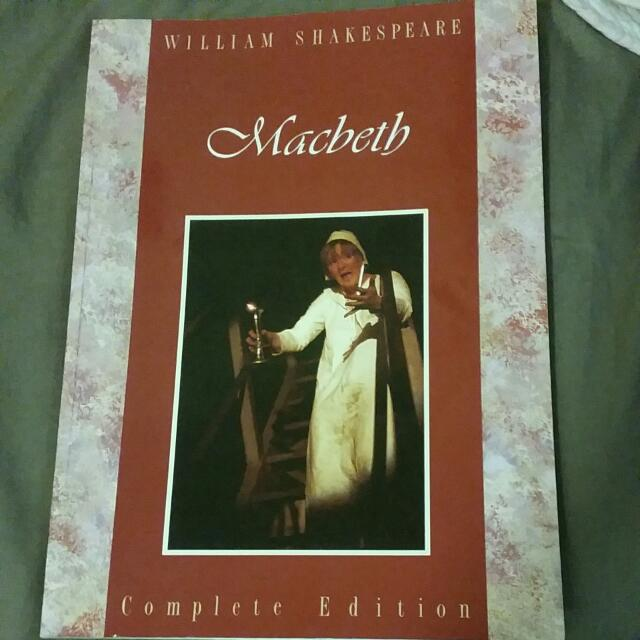 William Shakespeare - Macbeth Complete Edition