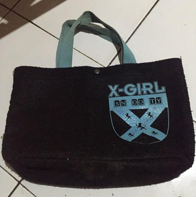 X-girl Hand Bag