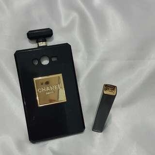FREE ONGKIR AREA JAWA. Casing Hp Chanel Samsung Grand Duos  GT-I 9082