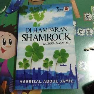 Di Hamparan Shamrock Kuseru Nama-Mu