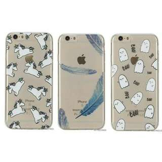 Cute softcase for iphone 6/6s/7