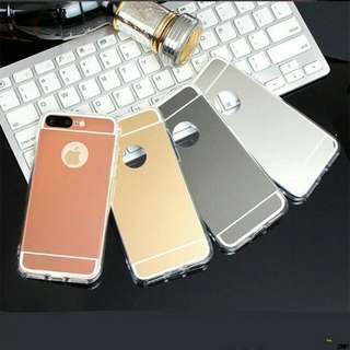 Mirror Softcase for iphone 7