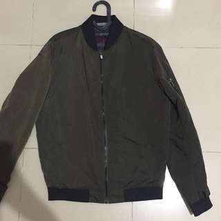 Bomber Jacket Zara Original