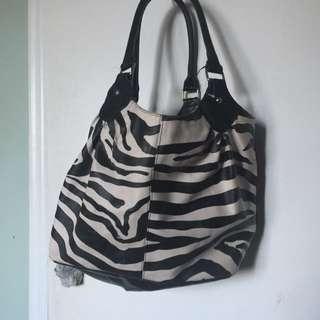 Zebra Style Bag