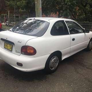 Hyundai Excel 1996