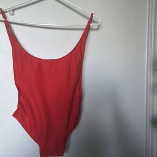 Zaful One Peice Bathing Suit