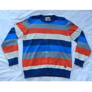 McNeal Striped Sweater [Medium]