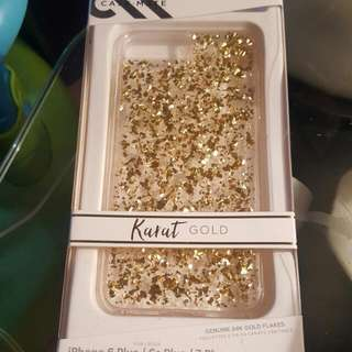 Brand New Karat Gold IPhone Case