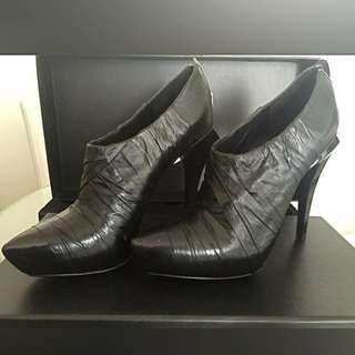 Alexander Wang 99% New Ankle Boots Heels