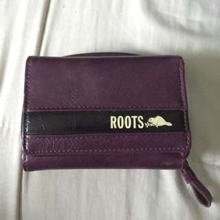 Purple Roots™ Wallet