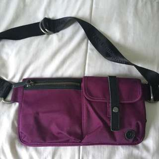 Dark Purple Lululemon™ Travel Bag
