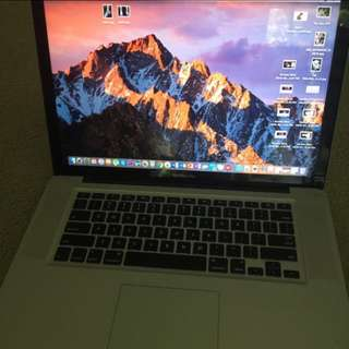 PRICE REDUCTION ON MACBOOK PRO 15inch