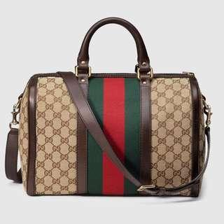 Price Reduce!!! Gucci Boston Handbag