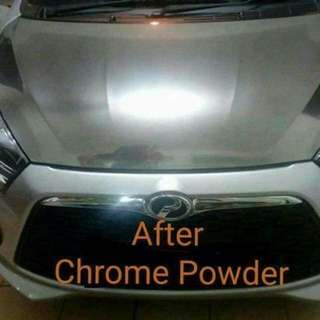 Introducing The All New Chrome Powder