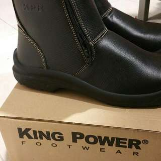 King Power Safety Shoes Mid-cut