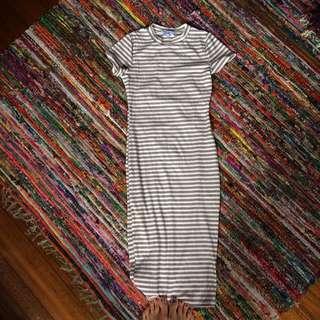 Evie Midi Dress From Princess Polly
