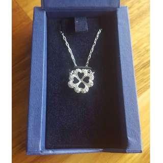 Swarovski Nevermind Necklace - Lucky Clover