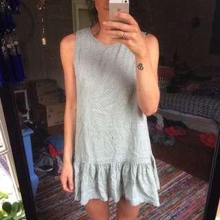 Huffler Smock Dress