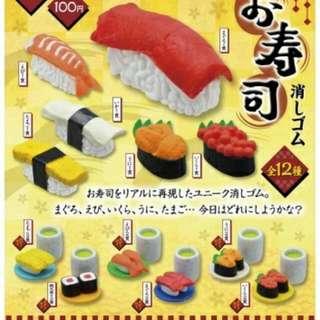 壽司 轉蛋  玉子燒款(免運