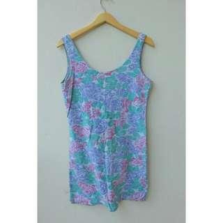 Cotton On Flowers Dress