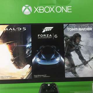 Xbox one 500g(可議價)
