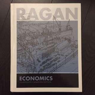 Ragan Economics Textbook ECO100