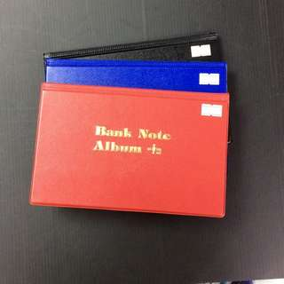 Banknote Currency Album [Brand New] [While stocks last]