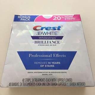 Crest 3D White - 48 Whitestrips