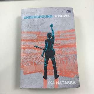 Underground By Ika Natassa (original)
