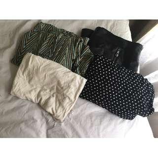 Womens Bulk lot of clothing size Medium/10