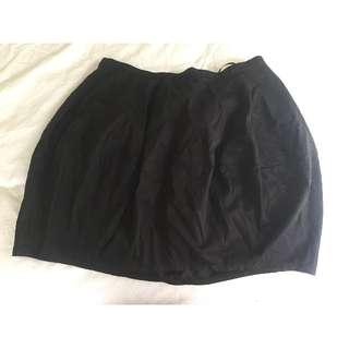 Forever New Black Skirt - M
