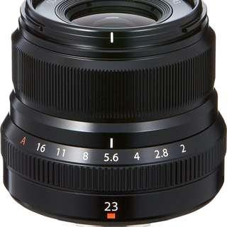 WTB ! Fujinon 23mm F2 (WANT TO BUY)