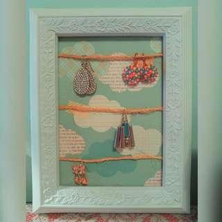 Handmade Jewelry Frame