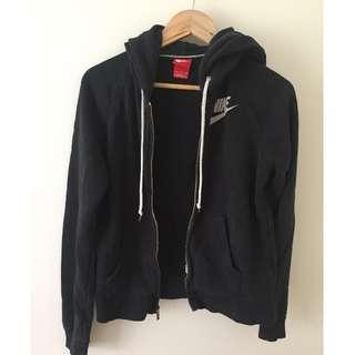 Nike black jacket Small