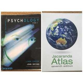 SACE Psychology & Atlas