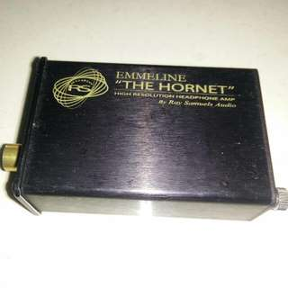 RSA Hornet Headphone Amp