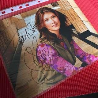 Jewel Staite 8x10 Autograph Headshot