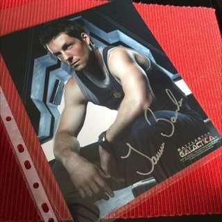 Jamie Bamber 8X10 Autograph Headshot