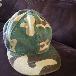 NATY Camouflage Snapback
