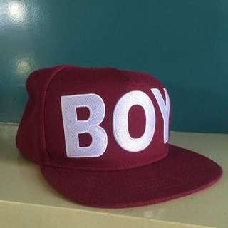 BOY Snapback Cap