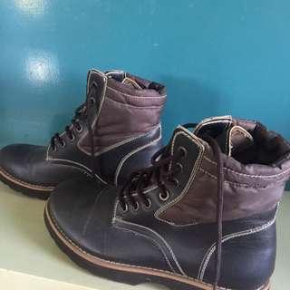 Combat Boots (trod)