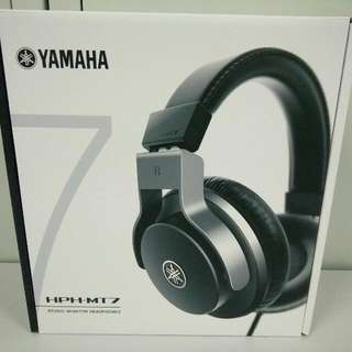 Cny Promo: Yamaha HPH-MT7(Price Reduced From $290)