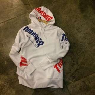 HUF x THRASHER 帽t/hoodie