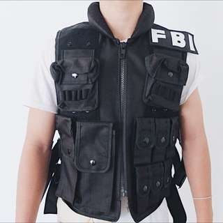 FBI Costume (Cosplay) - small Size